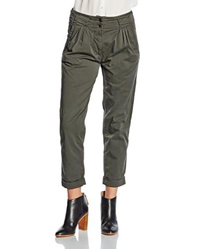 Twin Set Pantalone [Verde Scuro]