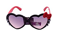 Funcart Kids hearts sunglasses (assorted colors ) Pack of 1