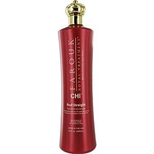 Chi Farouk Royal Treatment Real Straight Shampoo, 32 Ounce