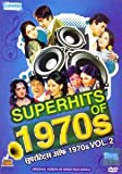 Superhits Of 1970s Vol. 2 (Bollywood Hit Music Videos Of The 70s/Hindi Film Songs Compilation DVD)