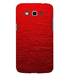 EPICCASE Red Stone wall Mobile Back Case Cover For Samsung Galaxy Grand Max & Grand 3 (Designer Case)