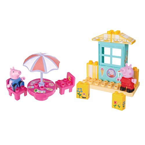 Zoofy International Peppa Ice Cream Shop Construction Set (Duplos Ice Cream compare prices)
