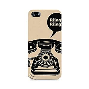 Ebby Ring Ring Premium Printed Case For Apple iPhone 4/4s