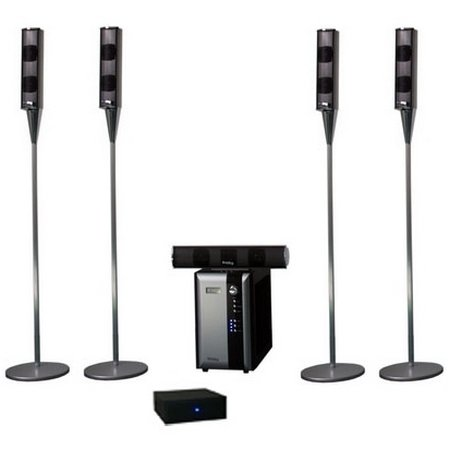 home theater wireless speakers. frisby rear wireless home theater tower speaker system 5.1 surround sound w/ usb \u0026 sd, and aux review speakers
