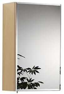 Fackelmann Active 84359 Wardrobe Mirrored Door Facet Cut 40 x 67 x 22 cm