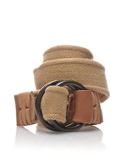 Timberland Cintura Casual [Kaki/Cuoio]