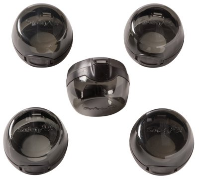 Safety 1St HS257 Stove Knob Cover - 5 Pack (Safety First Knob Covers compare prices)