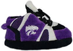 Kansas State Wildcats Baby Slipper