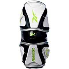Buy Reebok 5K Elbow Guards (White Black Lime) by Reebok