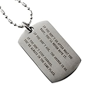 r h jewelry stainless steel inspirational