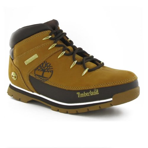 Timberland Euro Sprint Wheat Leather Womens Boots - B005P7YN24 | ShoesDB.com :  footwear running shoes athletic outdoor fashion sneakers