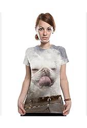 Sharp Shirter Slobber Attack Women's Tee