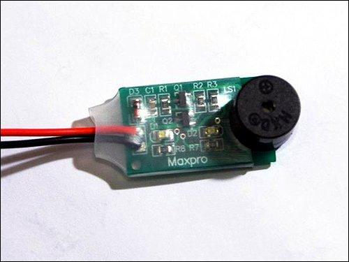 US Ship Hobbymate 6 Cells Lipo Battery Low Voltage Monitor LED / ALARM