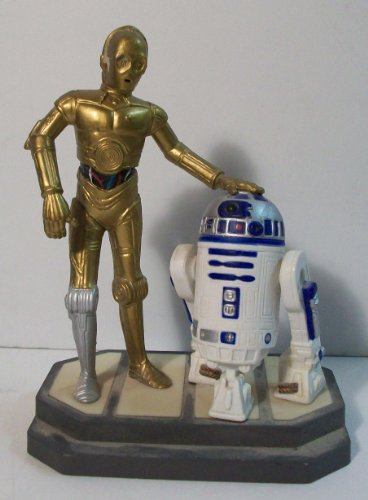Picture of Applause R2-D2/C-3 PO - Star Wars Jumbo PVC Figure (B004Y11DBG) (Star Wars Action Figures)