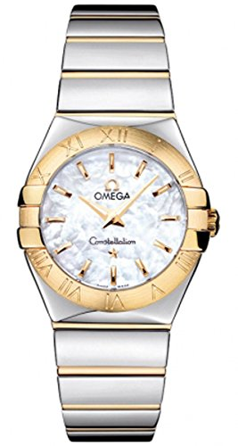 Omega Women's 123.20.27.60.05.004 Constellation Mother-Of-Pearl Dial Watch