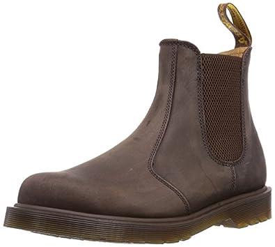 Dr. Martens 2976 Chelsea Boot GAUCHO, Unisex-Erwachsene Chelsea Boots, Braun (Gaucho), 36 EU (3 Erwachsene UK)