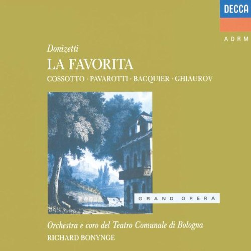 La Favorita Complete - Donizetti - CD