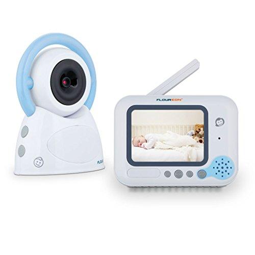 Lo nuevo: Monitor vigilabebés intercomunicadores con pantalla 3.5
