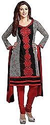 ZofianaFashions Women's Cotton Dress Material(GAL207)