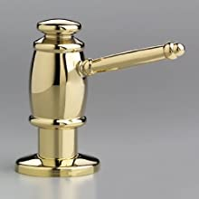 American Standard 4305.300.295 Traditional Soap Dispenser, Satin