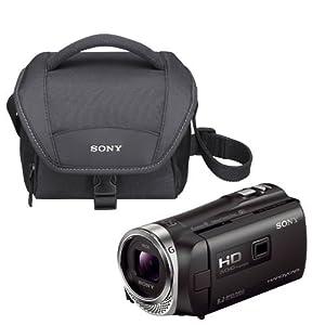 Sony PJ350 Wi-Fi Full HD/60p 1920x1080 Projector Camcorder Soft Bag Steady Shot