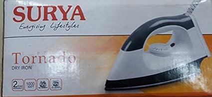 Surya-Tornado-1000W-Dry-Iron