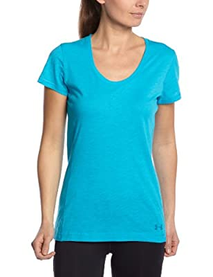 Under Armour Charged Cotton Sassy Slub Women's T-Shirt from Under Armour
