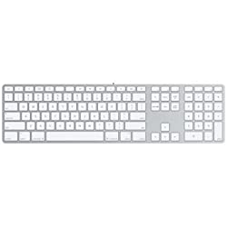 Apple Keyboard With Numeric Keypad Mb110Ll/B Keyboard