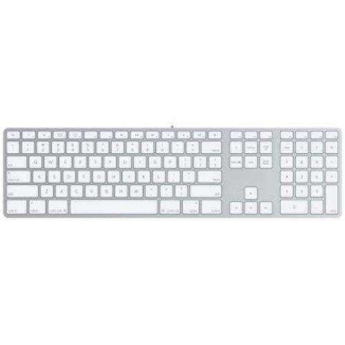 Apple Keyboard テンキー付き -US MB110LL/B