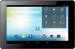 "Odys IEOS 10 - 25,7 cm (10,1"") Tablet-PC (1,2 GHz Rockchip Dual Core Prozessor, 1GB RAM, 8 GB HDD, HDMI, WLAN, Android 4.2.2, HQ Display (1.024x600) Bluetooth 4.0, OTA) - Noir"