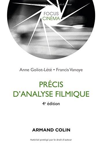 Précis d'analyse filmique – 4e édition