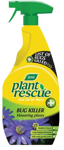 Westland Plant Rescue Ready To Use Bug Killer For Flowering Plants 750ml