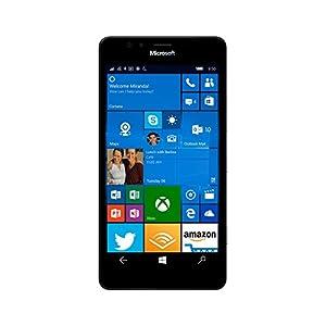Microsoft Lumia 950 5.2-Inch 32 GB SIM-Free Smartphone - Black