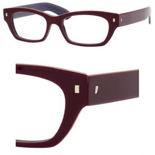 Yves Saint Laurent Eyeglasses Yves Saint Laurent 6333 0B8O Burgundy Violet