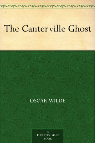 essay on the canterville ghost by oscar wilde