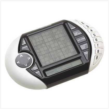 Cheap Online Discount Mart Sudoku Handheld Game (B003NZKGT4)