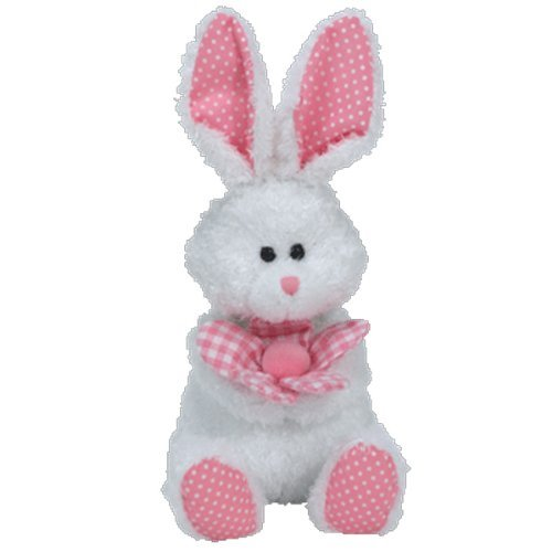 Ty Beanie Babies - Pansy the Bunny Rabbit