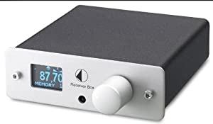Sumiko Pro-Ject Tuner Box FM Radio Tuner (Silver)