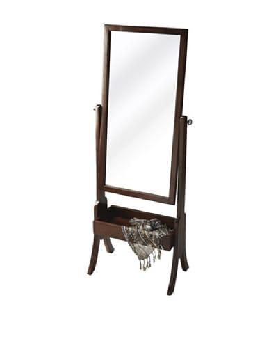 Butler Specialty Company Cheval Mirror, Espresso