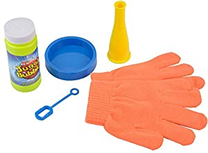 iMustbuy Juggle-Bubble-As-Seen-on-Tv-Bouncing-Bubbles-Blowing-Bouncing-Activity-Kit-Set - Catch, Pass & Bounce - Unlimited Fun