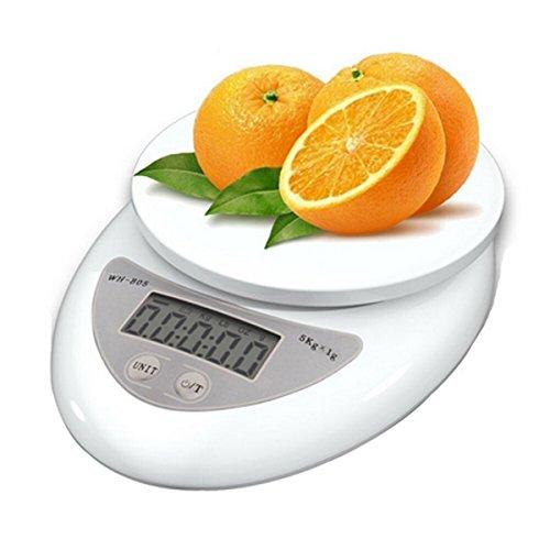 ARETOP® Balance De Cuisine électronique Max Capacité de 5 kg