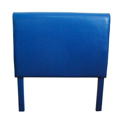 4D Concepts Headboard, Blue front-838576