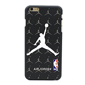 iPhone 6 Plus case,Ultra Slim Glow In Night Case Soft Finish Coated Surface with Premium Matte Fashionable Air Jordan for iPhone 6 Plus (5.5 inch) (JD 7)