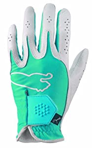 Puma Monoline Performance Glove, Blue Atoll, Cadet X-Large, Left Hand