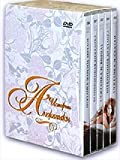 Angelika / Anzhelika / Angelique (5 DVD NTSC BOX SET) Collectors Edition.Language:RUSSIAN,FREMCH
