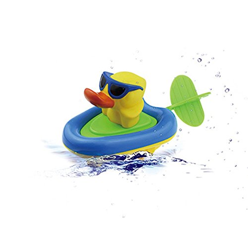 4inloveme-bath-toys-rope-duck-boat-for-baby-toddlers-bathtub-toy