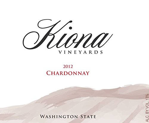 2012 Kiona Vineyards And Winery Washington State Chardonnay 750 Ml