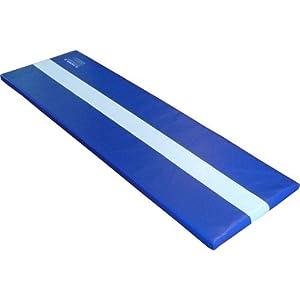 Tumbling Mat, Blue : Gymnastics Tumbling Mats : Sports & Outdoors