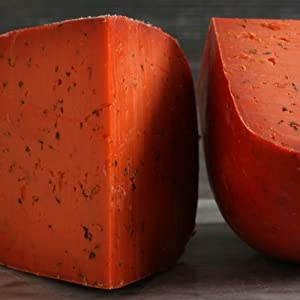 Basiron Rosso (Gouda with Red Pesto) (7.5 ounce) by igourmet