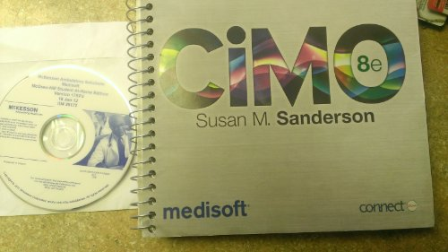 Computers in the Medical Office 8e with Medisoft v17 Student At-Home CDROM Software (Computers in the Medical Office 8e with Medisoft v17)
